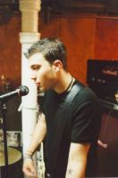 young frank iero by The0neAnd0nly
