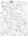 Massive amount of KND Doodles by OrionStorm