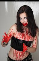rifka blood3 by ladysivali-stock