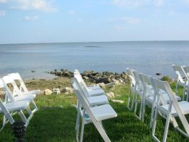 Wedding Chairs by dkimber