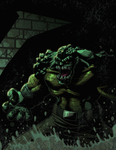 Killer-Croc by redeve