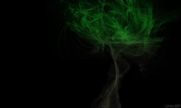 Green Tree by poseyGFX