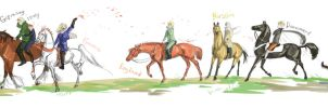 APH: Equestrian sport by Moon-illusion