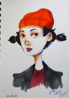A. Spinelli by PresleyGirl