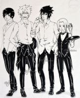 Team 7: At your service by zvrn