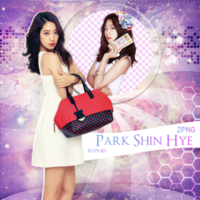 PNG Pack (29) Park Shin Hye by PS-ID