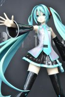 Miku The Musical Girl by chart-the-sky