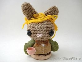 March Hare Moon Bun - Plush You by MoonYen