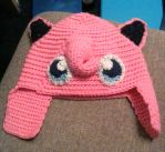 Jigglypuff Beanie by Lily-P