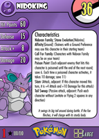 #034 Nidoking by PokemonCMG