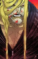 Legend of Luther Strode #1 - Cover by sobreiro