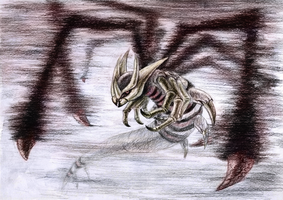 Giratina by Ankhes-Nur