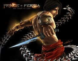 prince of persia by stel7