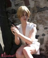 Sherry Birkin RE6 gown outfit IV by Rejiclad