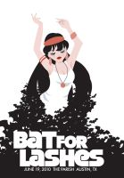 Bat for Lashes by michA-sAmA