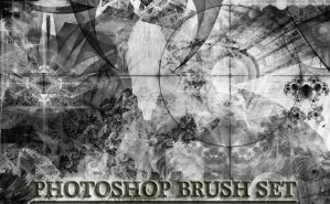 Fractal Brush Set by CabinTom