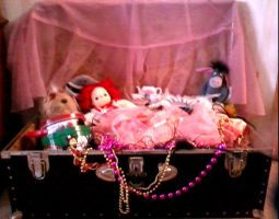 Toy box from the past by Byrdgirl13