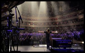 Porcupine Tree Royal Albert Hall by Heliocyan