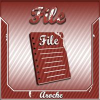 "Stripes ""File"" by aroche"