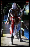 AC 4 - Edward Kenway - Ready for battle! by Trujin