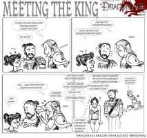 DAO: Meeting the king by SoniaCarreras