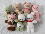 Tiny Teddies by TheSmall-Stuff