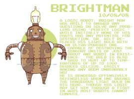 Vln Mnth - 08 - Bright Man by DrewGreen