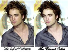From RPatt to Edward Cullen by tissy73