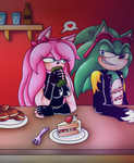 Just deserts +Scourgamy+ by XEver-Blue-ZoneCopX