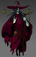 Diamond Wizard by TroyGalluzzi