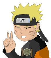 Naruto without background by madhouse1991