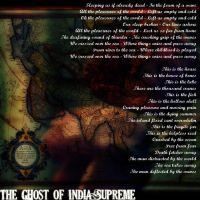 The Ghost of India Supreme by khoral