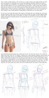 My figure study method by Serio555