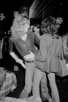 Robert Plant and Jimmy Page by slasher123
