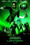 Green Lantern Movie Poster by NotAShrimp