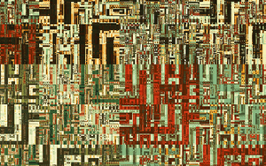 Cybernetic Cave Paintings by tatasz