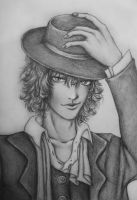 Will Herondale by Shirvell