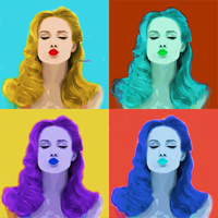 My pop art for Tumblr's war today by OpulenceResources
