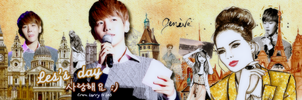{Cover} Baek Hyun #11 by larry1042001