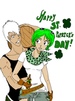 Bleach: Happy St. Patrick's Day! by RomaniaBlack