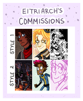 Commissions :: Open by Eitriarch