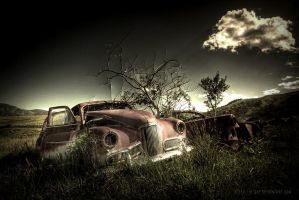 Rusting Place by CainPascoe