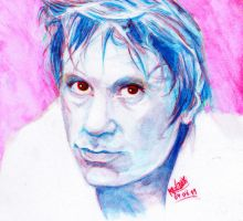 Colour madness - Bruce by Red-Szajn