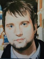 brandon heath by prismacolorjessie
