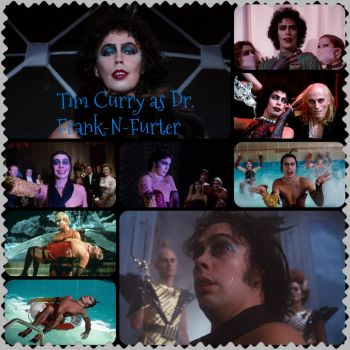 Tim Curry as Dr. Frank-N-Furter by pamlaisly232