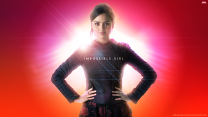 Impossible Girl by AdrianImpalaMata