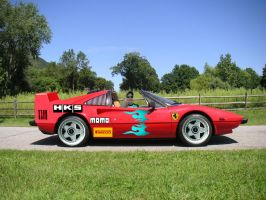 Ferrari 308 GTB Tuning and Me by Street-Racer