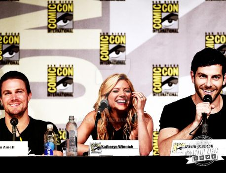 Young Justice Panel | Comic Con by ANDIELOGIC