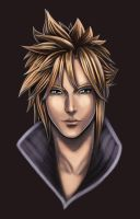 Cloud Strife by whitesasuke