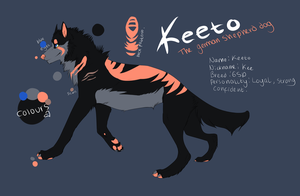 Keeto reference by Rinermai